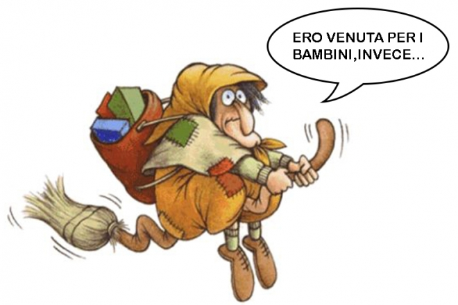 BEFANA ABUSATA?